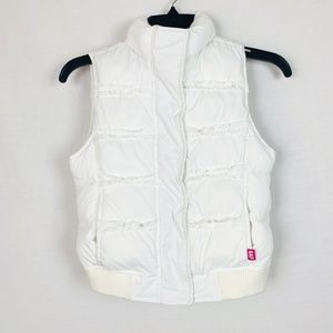 Gap Kids Size 150 cm (Size 12) White Vest